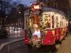 Bécsi karácsonyi villamos
